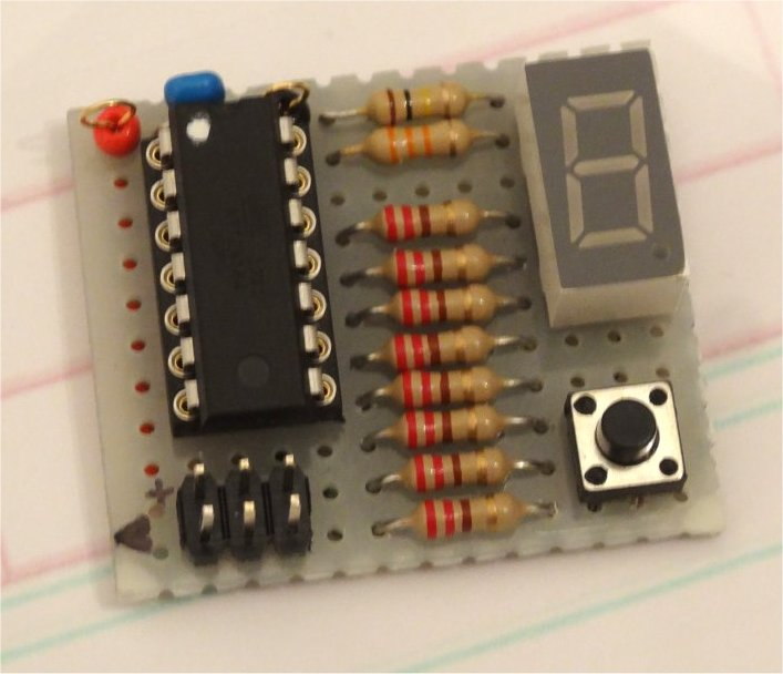 Li-Ion battery monitor board