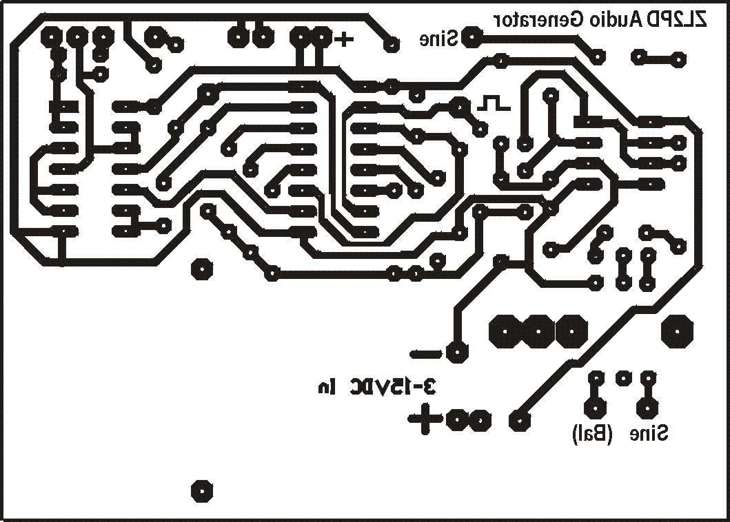 zl2pd audio signal generator