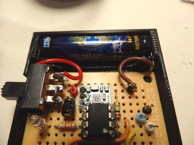 ZL2PD Digital OLED SWR Meter